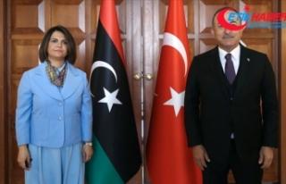 Bakan Çavuşoğlu: Libya'nın bütünlüğü,...