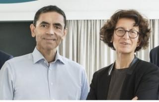 "BioNTech CEO'su Şahin: ""Aşının yeni bir..."