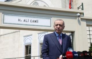 "Cumhurbaşkanı Erdoğan ""Bizim hazırlığımız..."
