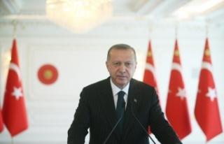 Cumhurbaşkanı Erdoğan: Normalleşme adımlarını...