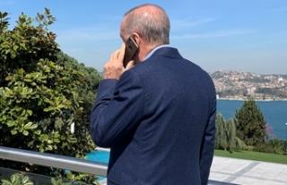 Cumhurbaşkanı Erdoğan, Suudi Arabistan Kralı ile...