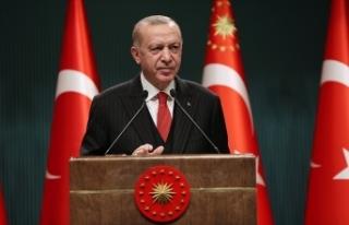 Cumhurbaşkanı Erdoğan: Ülkemizin katkısı olmadan...