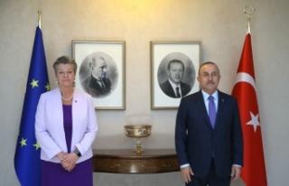"""Dışişleri Bakanı Çavuşoğlu: """"AB'den..."""