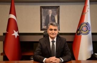 Emekliliğini isteyen Gaziantep Emniyet Müdürü...