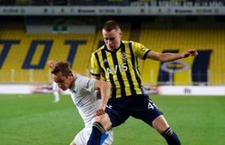 Fenerbahçeli Szalai ve Kasımpaşalı Varga, EURO...