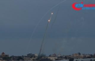 Gazze Şeridi'nden Batı Kudüs ve Beyt Şems...