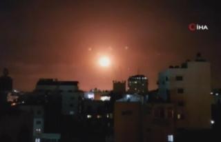 Gazze'deki İsrail saldırılarında ölen Filistinlilerin...