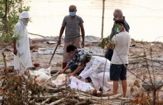 Hindistan'da salgında yeni rekor: son 24 saatte...
