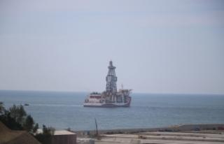 Kanuni Sondaj Gemisi, yeni rezervler için Karadeniz'e...