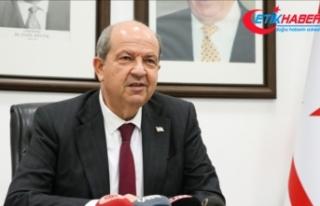 "KKTC Cumhurbaşkanı Tatar'dan ""Anastasiadis..."