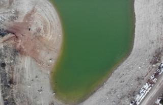 Konya Ovasında su yetersizliği tehlike sinyalleri...