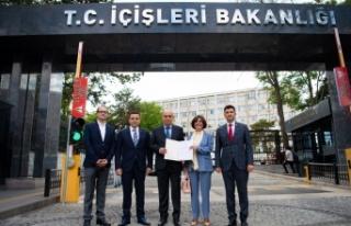 Memleket Partisi Kurucular Heyeti Başkanı Hakkı...