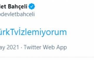 MHP Lideri Devlet Bahçeli'den Habertürk tepkisi...