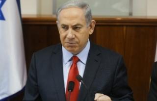 Netanyahu: 'İsrail büyük bir güçle karşılık...