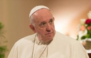 Papa Franciscus: Kudüs'te yaşanan gelişmeleri...