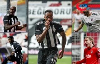 Şampiyon Beşiktaş'ta 5 futbolcu hücuma büyük...