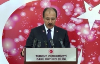 """""""Türkiye tereddütsüz Azerbaycan'ın yanında..."""