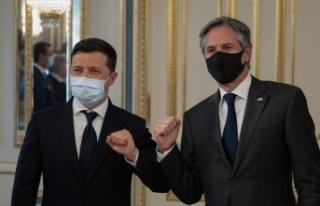 Ukrayna Devlet Başkan Zelenskiy, ABD Dışişleri...