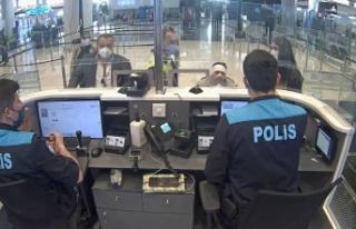 VİP göçmen kaçakçılığı pasaport polisine...