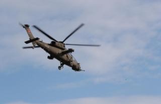 Yeni Atak helikopterleri Emniyet Genel Müdürlüğü'ne...