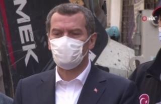 """Zeytinburnu Belediye Başkanı Arısoy, """"Normalde..."""