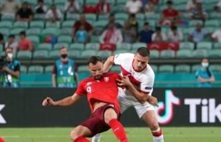 A Milli Futbol Takımı EURO 2020'ye grup sonuncusu...