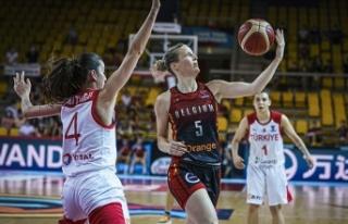 A Milli Kadın Basketbol Takımı Avrupa Şampiyonası'na...