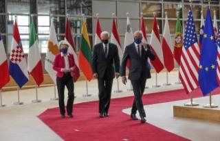 AB-ABD arasında ticaret ve teknoloji alanında ortak...
