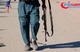 Afganistan'ın kuzeyindeki 2 ilçe Taliban'ın...
