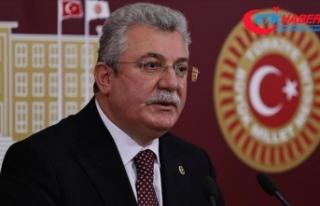 AK Parti'li Akbaşoğlu: 4. Yargı Paketi ile...