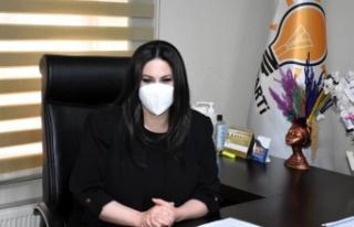 AK Parti Genel Başkan Yardımcısı Jülide Sarıeroğlu,...