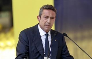 Fenerbahçe Kulübü Başkanı Koç: Bilinçli bir...