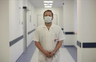 Ankara Şehir Hastanesi'nde acil servise başvuran...