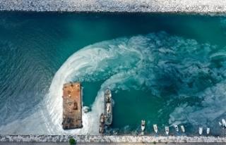 Bakan Kurum: Marmara Denizi'nden 9 günde 3 bin...