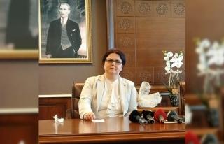 """Bakan Yanık'tan 81 il müdürlüğüne """"Kadına..."""