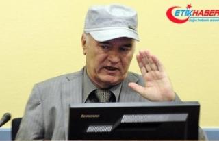'Bosna Kasabı' lakaplı Ratko Mladic'in...