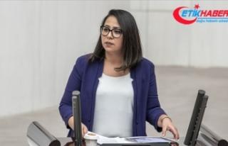CHP Milletvekili Saliha Sera Kadıgil Sütlü partisinden...
