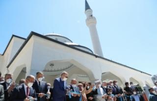 Cumhurbaşkanı Erdoğan, Burhaniye Şehriban Hatun...