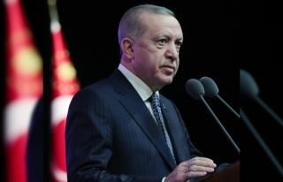 """Cumhurbaşkanı Erdoğan: """"Türk aşısı tüm insanlığın..."""