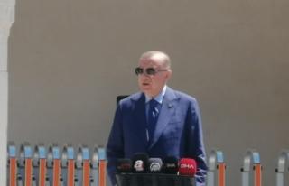 """Cumhurbaşkanı Erdoğan: """"Türkiye, NATO ülkeleri..."""
