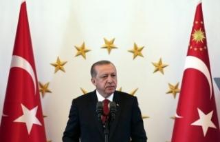 Cumhurbaşkanı Erdoğan: Türkiye 2003 yılından...