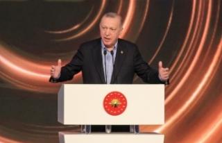 """Cumhurbaşkanı Erdoğan: """"Yerli aşımız kullanıma..."""