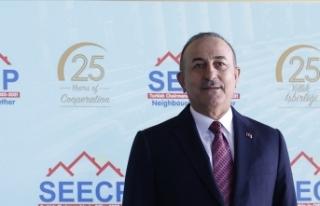 Dışişleri Bakanı Çavuşoğlu: Bugün artık sorunlara...