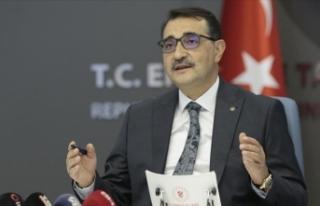 Enerji ve Tabii Kaynaklar Bakanı Dönmez: Ertuğrul...