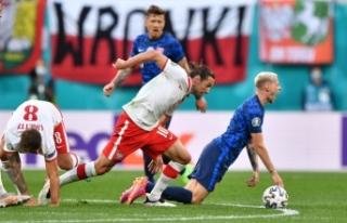 EURO 2020 E Grubu: Polonya: 1 - Slovakya: 2