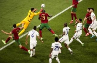 F Grubu'nda Fransa, Almanya ve Portekiz son 16...