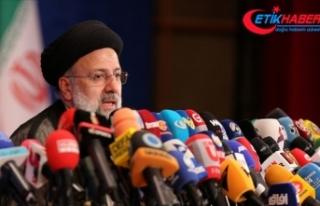 İran'ın yeni Cumhurbaşkanı Reisi: Dış siyasetimiz...