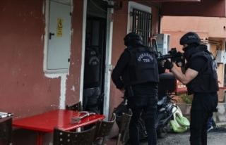 İstanbul'da terör örgütü PKK operasyonu:...