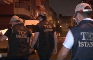 İstanbul merkezli 17 ilde FETÖ operasyonu