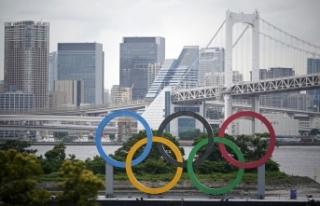 Japonya Olimpiyatları'nda yabancı basın, uydu...
